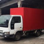 Тент на грузовик в Москве