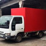 Тент на грузовик Nissan Atlas