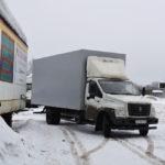 Тент на грузовой автомобиль «Газон-Next»