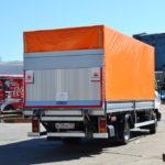 Тент на грузовую машину Hyundai HD78