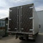 Ворота на грузовик «Газель» в Москве