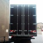 Ворота на грузовик Mercedes Actros 2543