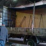 Ремонт каркаса тента грузовика «Валдай», замена гнутого ребра