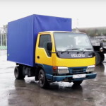 Тент на грузовик Isuzu Elf