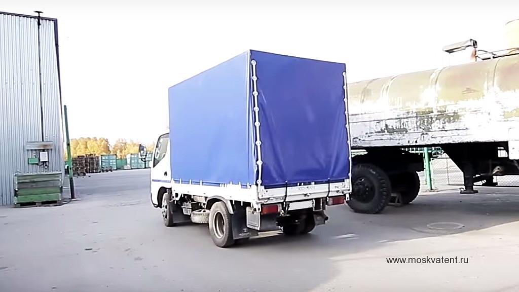 Тент и каркас на грузовик Toyota Dyna