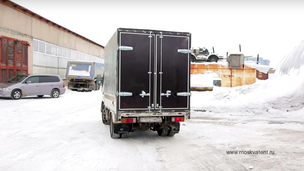 Ворота на грузовой автомобиль Toyota Dyna в Москве