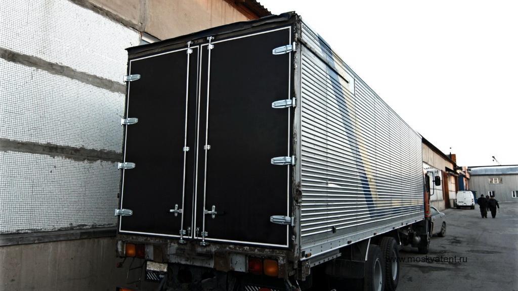 Ворота на грузовик Hino