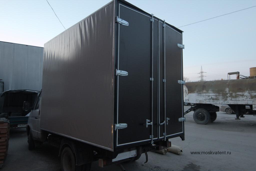 Высокий тент на грузовик «Газель»