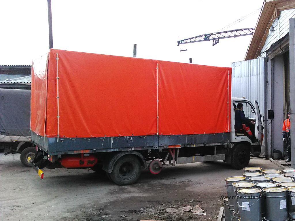 Тент на грузовик Hyundai HD 78