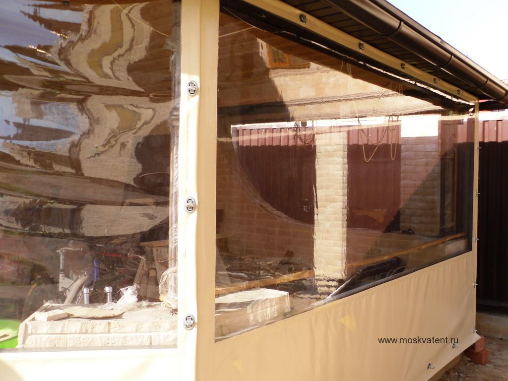 Защитные шторы для летнего домика