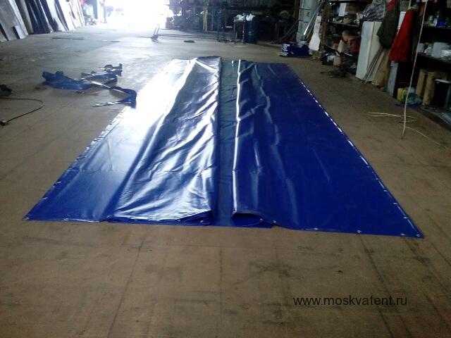 Полога ПВХ, размером 10х10 метров