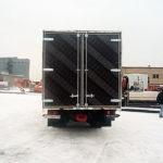 Ворота на грузовой автомобиль Man