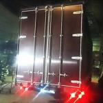 Ворота на грузовой автомобиль Scania