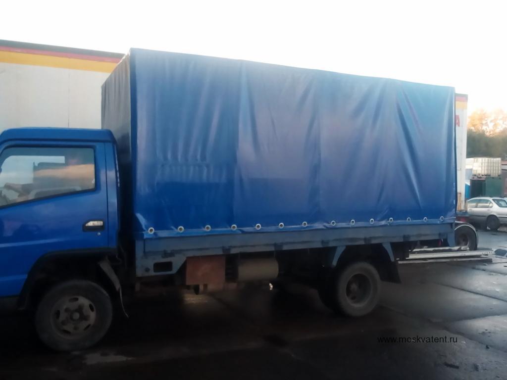 Тент на грузовик Baw, изготовление в Москве на заказ