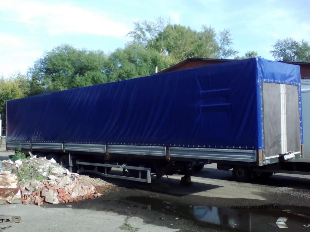 Тент на полуприцеп «Тонар» 16,3 метра в Москве