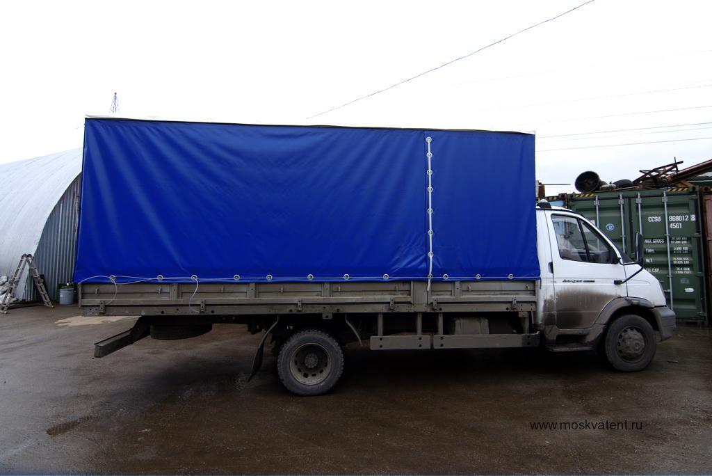 Тент и сдвижная крыша на грузовик «ГАЗ-Валдай» в Москве