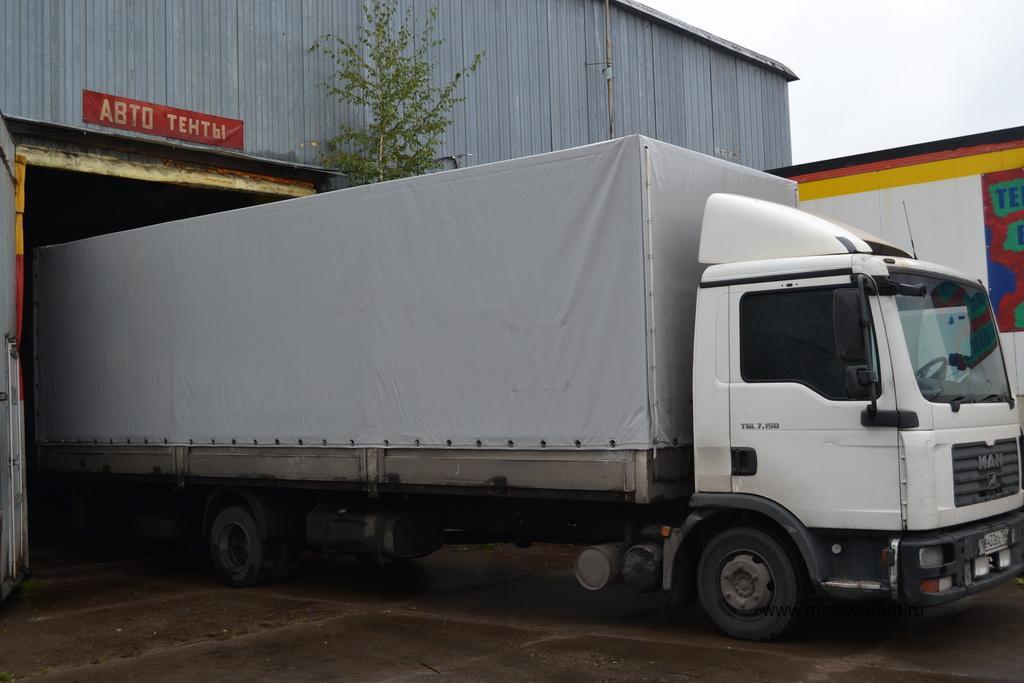 Тент на грузовик MAN TGL 7.150
