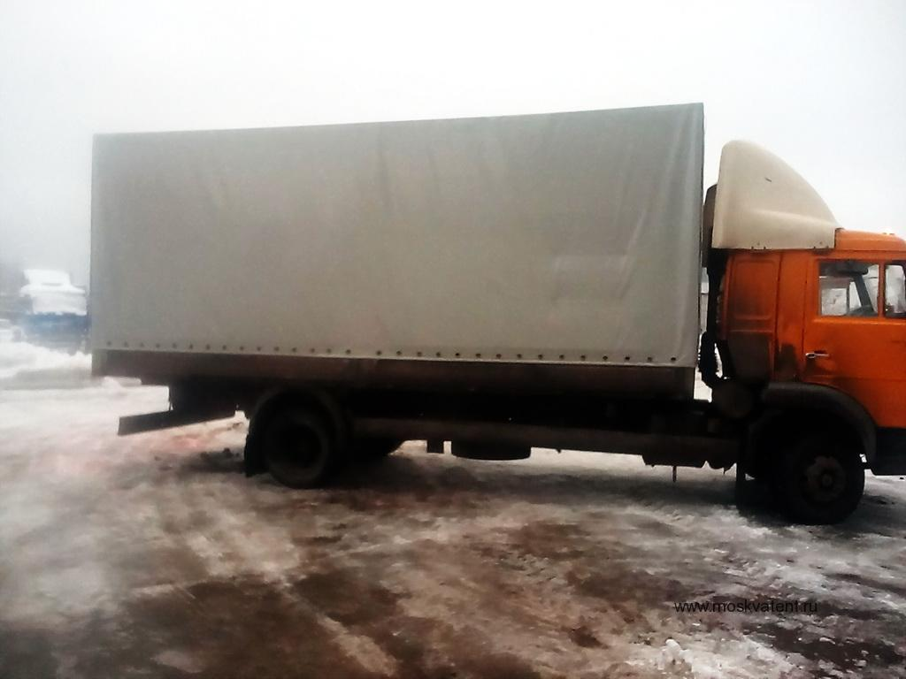 Тент на грузовик «Камаз»