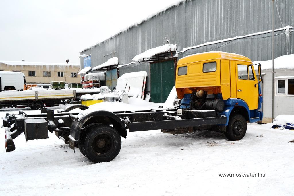 Изготовление кузова на грузовик Камаз