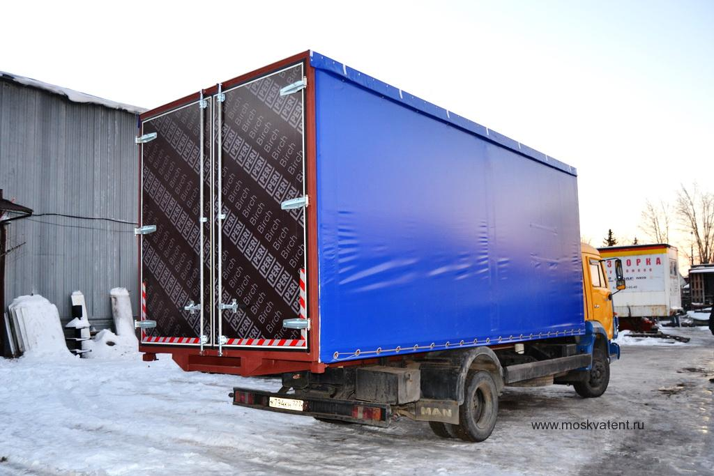 Кузов на грузовик Камаз