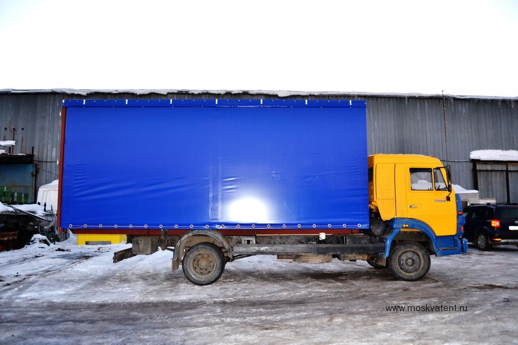 Тент на грузовик Камаз
