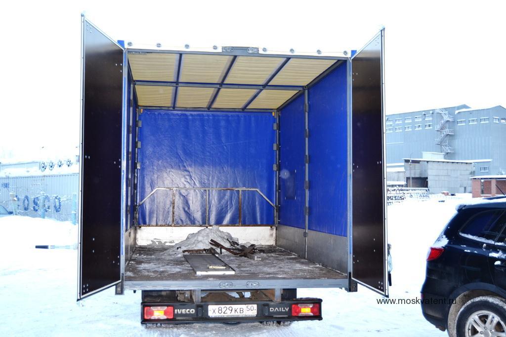 Каркас тента грузовика Iveco Daily