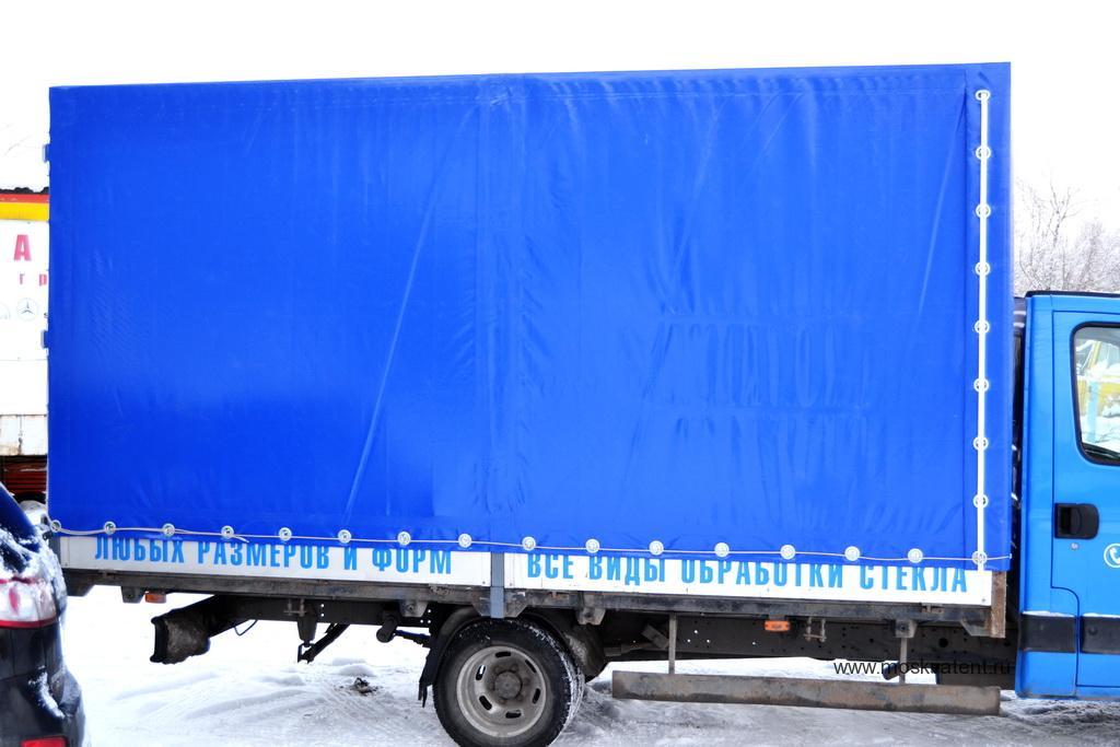 Тент на грузовик Iveco Daily