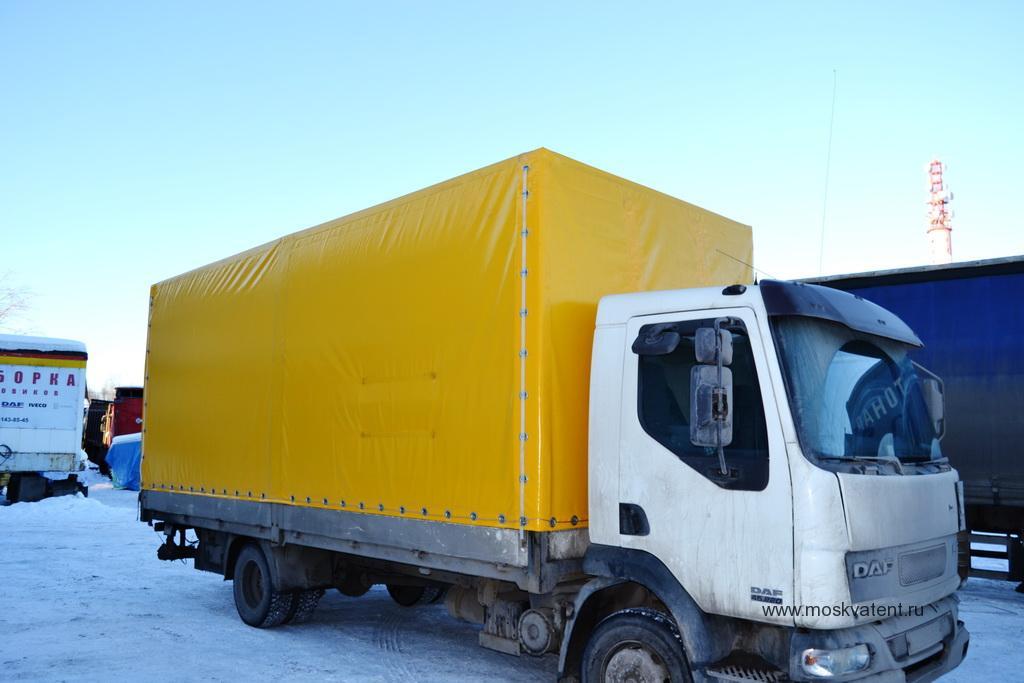 Тент на грузовик DAF LF