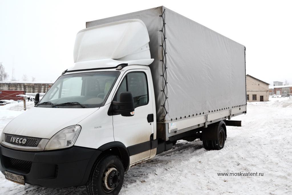 Тент на грузовик Iveco 70c15