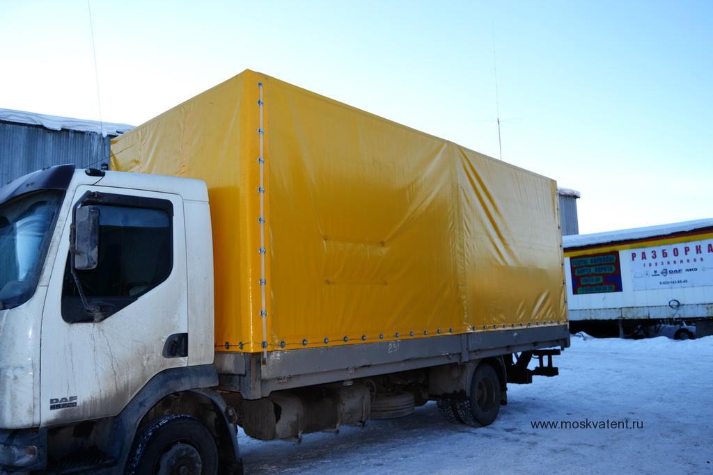 Тент на грузовой автомобиль DAF LF