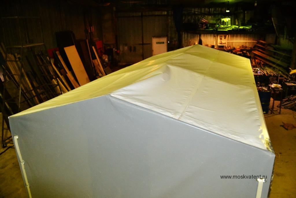 Крыша тента автоприцепа