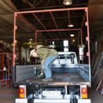 Каркас на грузовое авто Hyundai HD78