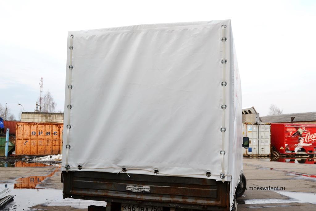 Каркас и тент на «Газель» 4 метра с рекламой