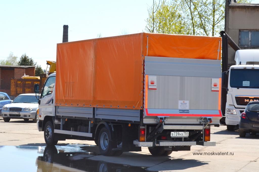 Тент на грузовой автомобиль Hyundai HD78