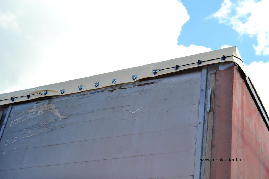 Тент-крыша на прицеп Schmitz