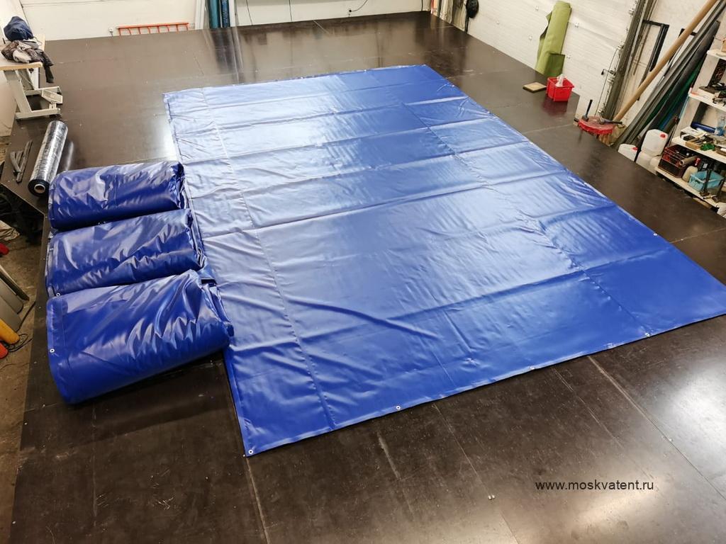 Утепленные полога-ПВХ 6х4 метра