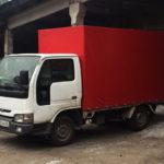 Тент для грузовика Nissan Atlas