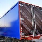 Ворота для грузовика Камаз