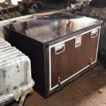 Изготовление инструментального металлического ящика для полуприцепа